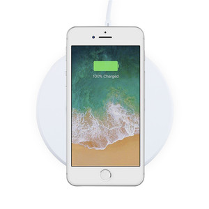 Image 3 - Wireless Charging Dock 5PCS/LOT Portable Charger Mobile Phone For iPhone XS MAX XR Universal Wireless Charger For Samsung Xiaomi