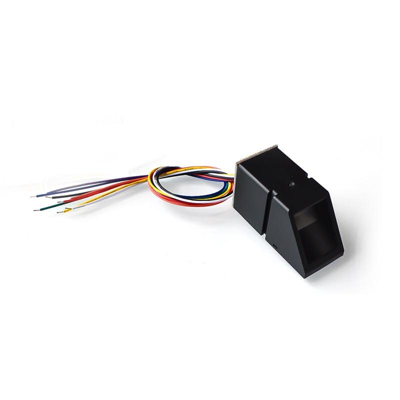 AS608 оптический датчик отпечатков пальцев Модуль распознавания отпечатков пальцев оптовая продажа и Прямая поставка