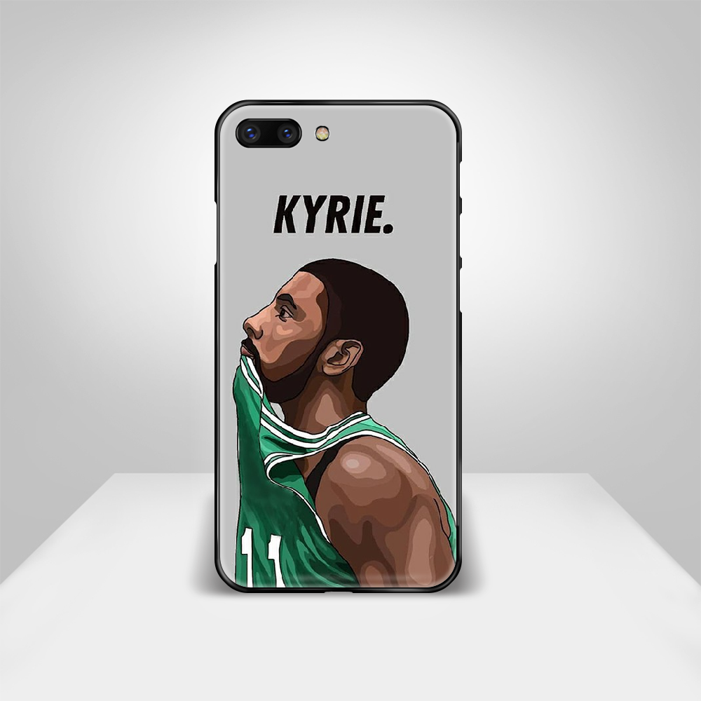 Kyrie Irving basketball Phone Case Cover Hull For iphone 5 5s se 2 6 6s 7 8 plus X XS XR 11 PRO MAX black bumper trend hoesjes