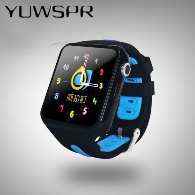 Kids Tracker Watch V5K Waterproof Clock Camera SOS Call Location Device Tracker Children's Wristwatches V5K 1PCS