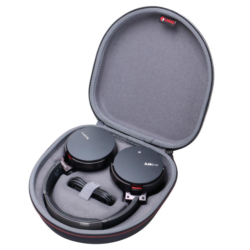 XANAD Waterproof EVA Hard Case For Sony XB950B1 Extra Bass Wireless Headphones With App Control
