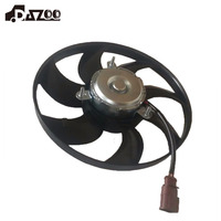 3C0959455DG DAZOO Right Small 295 mm Air Conditioning Cooling Fan Assembly For VW Rabbit Jetta Golf GTI Passat B6 A udi A3 TT