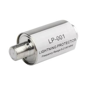 Lightning-Protection-Devices Protector Antenna-Lighting TV Coaxial 5-2150mhz Satellite