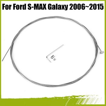 Nowy zestaw kabli hamulca ręcznego hamulca ręcznego dla forda dla S-MAX dla Galaxy 2006 ~ 2015 akcesoria tanie i dobre opinie Autoleader CN (pochodzenie) 18cm Stainless Steel Hamulce ręczne other