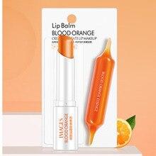 Lip-Balm Lips Moisturizing Makeup Blood Repair-Hydration Orange Soothing Anti-Drying