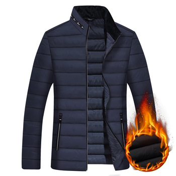 New Down Jacket Men Jackets Parka Men Quality Autumn Winter Warm Outwear Brand Slim Mens Coats Casual Windbreak Jackets Men Warm 8