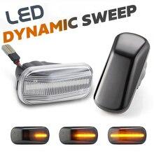 Đèn LED Bên Cột Mốc Đèn Chuyển Sang Tín Hiệu Đèn Cho Xe Honda CRV Hiệp Định Công Dân Thành Phố Phù Hợp Với Nhạc Jazz Dòng HRV S2000 Odyssey Integra quả Lắc Acura RSX NSX