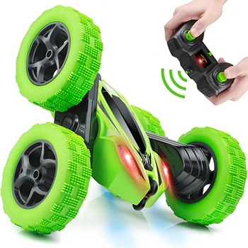 cool stunt remote control motorcycle deformation 2 4g mini rc motorcycle drift light concept flip cars led lights for kids gift 4CH Drift Deformation Remot Control Stunt Car Model  Degree Rotating  Sided Flip Vehicle Models Remote Control rc cars off road