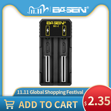 Battery charger 18650  26650 21700 Li liion battery Smart Charger with charger EU USB cable  lithium battery 5v 2A wall adaptors