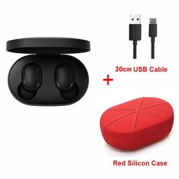 Original Xiaomi Redmi Airdots 2 TWS Earphone Wireless bluetooth 5.0 Earphone Stereo Noise Reduction Mic Voice Control 23