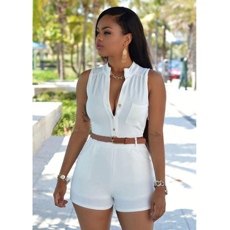 Women oversize 3xl summer jumpsuit bodysuit Casual Rompers overalls for  women female lady women's jumpsuits bosysuits S M L XL - AliExpress