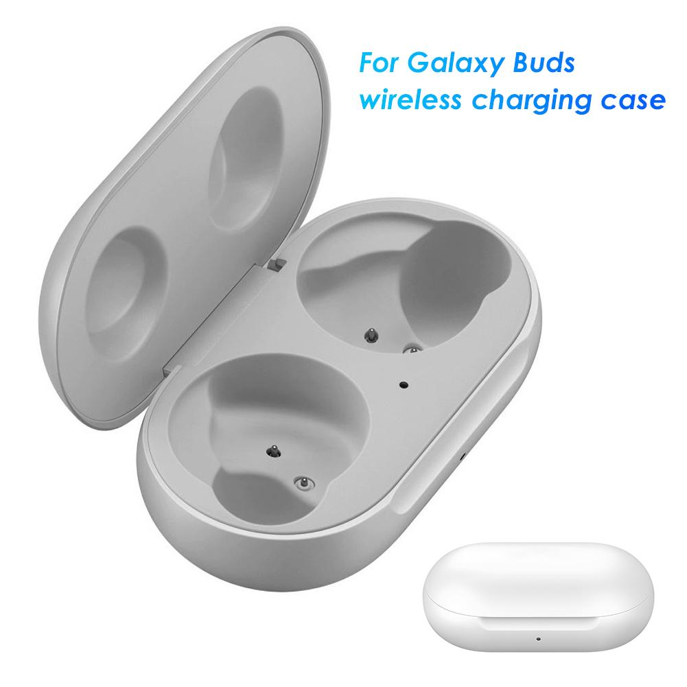 Wireless Bluetooth Earphone Charging Cradle Charger Box for Samsung Galaxy Buds Portable Replacement Earphone Charging Cradle