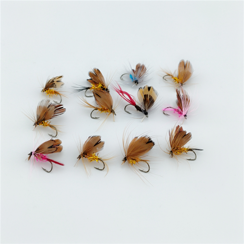 Купить 12 шт/лот масляные насекомые для насекомых нахлыстовая рыболовная
