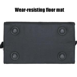 Image 4 - Large Capacity Tool Bag Hardware Organizer Crossbody Belt Men Travel Bags Spanner Toolkit Electrician Carpenter Handbag Backpack