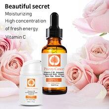 Pretty Cowry Skin Care Set Hydrating Brightening Anti-aging