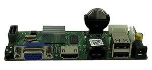 Image 2 - 9CH * 5MP ONVIF H.265 wsparcie 1 SATA NVR sieci cyfrowy rejestrator wideo Max 8TB XMEYE CMS z kabel SATA P2P chmura mobilna