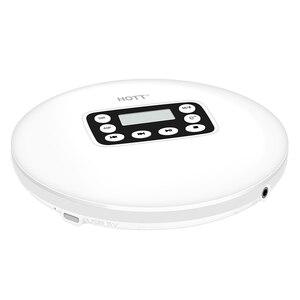 Image 5 - FFYY HOTT 711T Bluetooth נגן CD נייד עם סוללה נטענת LED תצוגה, אישי CD ווקמן כדי ליהנות והשמע