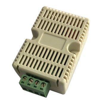 1PC WTR10-E Temperature And Humidity Transmitter Temperature Sensors High Precision rtd pt100 dc 24v temperature sensor transmitter 0 200 degree range temperature sensors