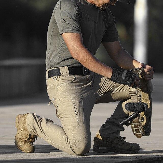 PAVEHAWK Summer X5 Cargo Pants Men Army Military Tactical Pants Streetwear Jogger Trekking Hiking Mountain Work Tourism Trousers 5
