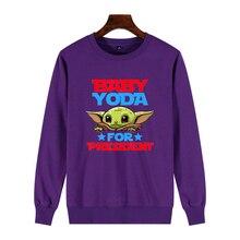 Baby Child Yoda Sweatshirt Star Wars PU27