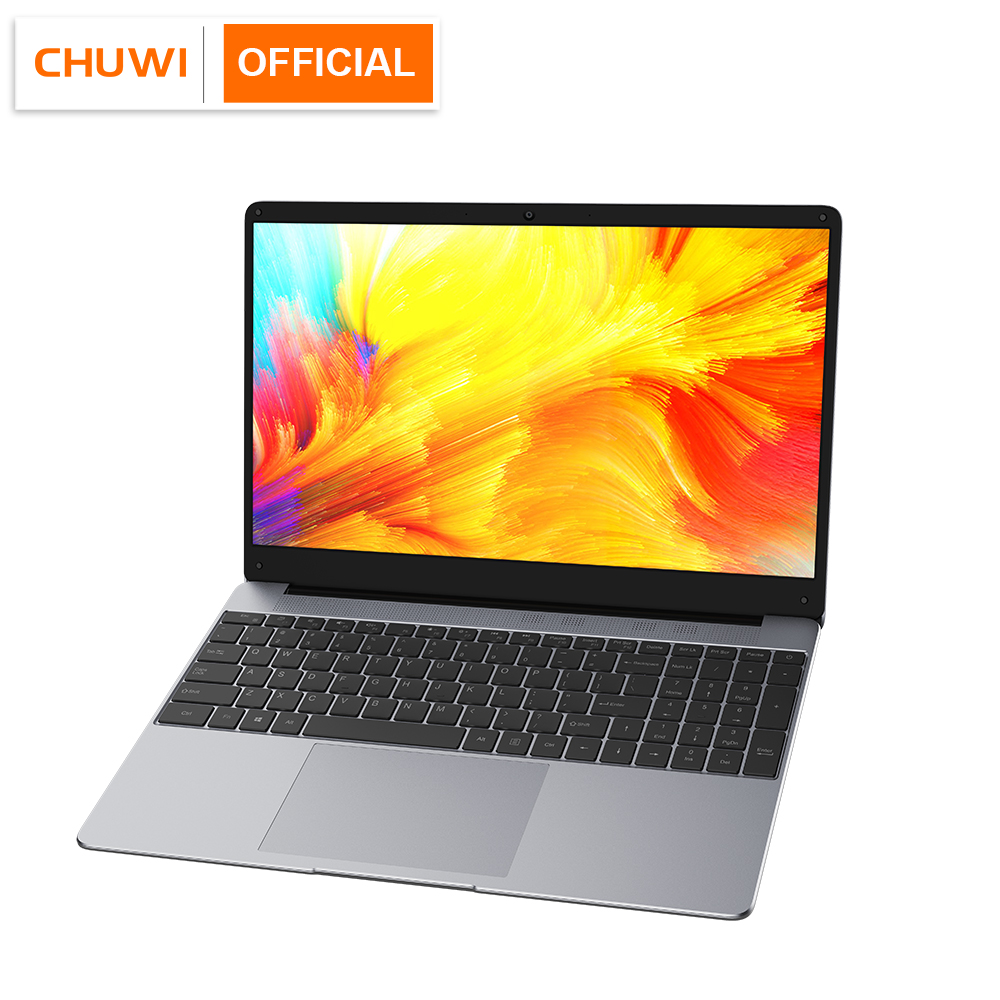 CHUWI HeroBook Plus 15.6 inch Laptop LPDDR4X 16GB 256G SSD Intel Celeron J4125 Quad Core Windows 10 NoteBook RJ45|Laptops| - AliExpress