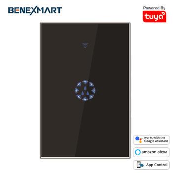Tuya Wifi przełącznik kotła 20A inteligentny zegar życia przełącznik bojler automatyka domowa Alexa Google Home sterowanie głosem tanie i dobre opinie Benexmart Przełączniki 2 year Pilot zdalnego sterowania Smart Wifi Switch 90 V-250 V AC 10A gang 802 11b g n 2 4G