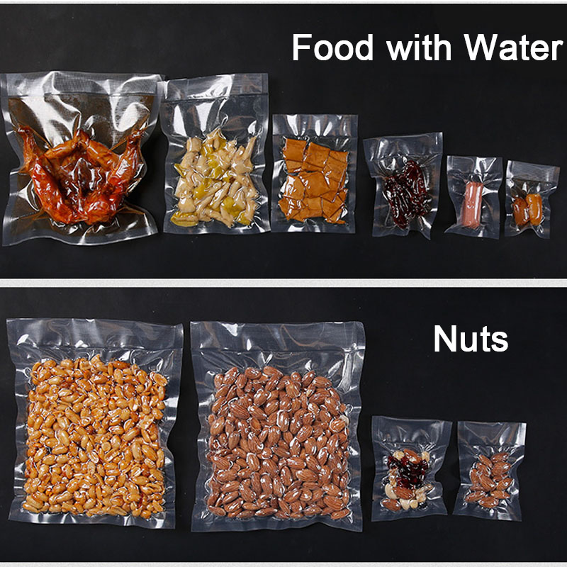 Image 5 - 100pcs Kitchen Food Vacuum Sealer Bag Sous Vide Food Saver Storage Vacuum Packaging Bags Kitchen Accessories BPA Free