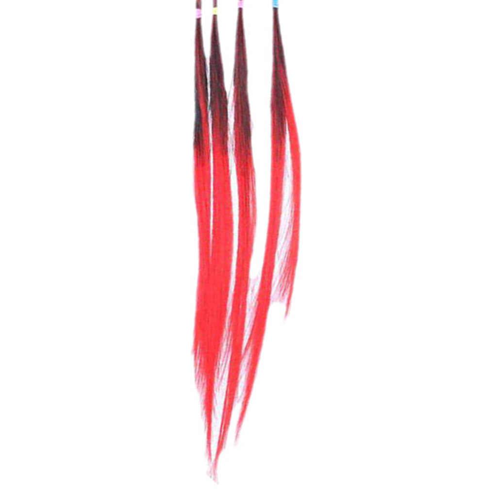 Accesorios para el cabello peluca elástica banda para el cabello princesa Twist trenza herramienta bandas de goma Simple lazos diademas para mujeres niñas