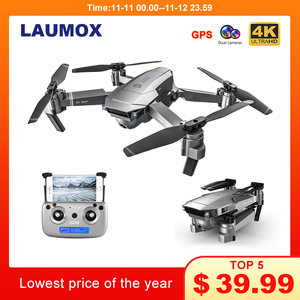 LAUMOX SG907 GPS Drone with 4K