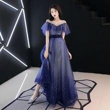 Вечернее платье с v образным вырезом it's yiiya r275 Элегантное