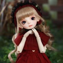 OUENEIFS varilla de muñeca BJD SD para niñas, modelo 1/6, muñeca de niños, juguetes para niños, amigos, regalo sorpresa para niños y niñas