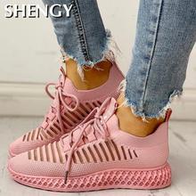 2020 Women Flats Casual Shoes Woman