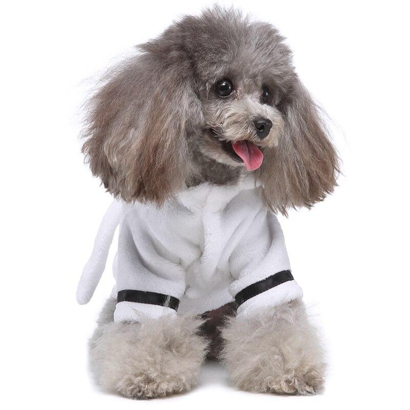 Банные пижамы для собак, одежда для сна, мягкие банные полотенца для домашних животных, супер впитывающее банное полотенце для собак
