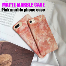 Marble Glass Case For Apple iPhone X XS Max XR  Matte Soft Shockproof Back Cover 6s 7 8 Plus Fashion Phone Cases