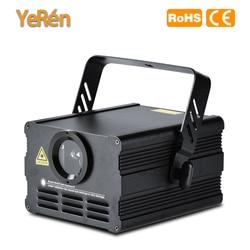 MFL 250 1W RGB animacja mały projektor laserowy Bar Auto/dźwięk/DMX512/Master-slave/Master-slave na dyskotekę  klub  KTV  Pub  Bar  Fa