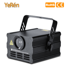MFL 250 1W RGB анимационная мини лазерная световая панель Авто/Звук/DMX512/Master slave для дискотеки, клуба, KTV, паба, бара, Fa