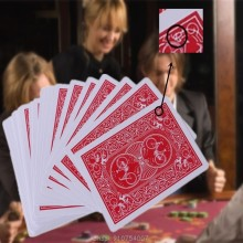 Novo segredo marcado stripper baralho jogando cartas cartas de poker brinquedos mágicos truque mágico n21 20 dropship