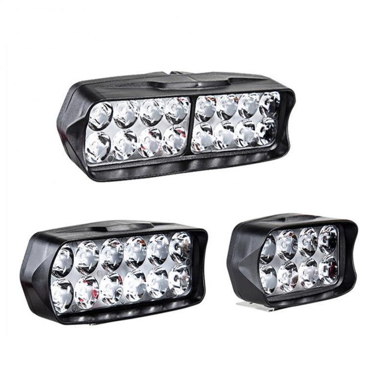 3,55 4,9 6,5 zoll 15W 10 W 20W Offroad DRL LED Arbeits-licht-flut-lichtstrahl Scheinwerfer 12V tagfahrlicht Licht Auto Zubehör TSLM