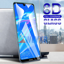Tempered Glass For Huawei Y9 Y6 Pro Y7 Y5 2019 Full Cover Screen Protector for Huawei Nova 3i 5i 3E 5 5Pro Glass Protective Film 9d tempered glass for huawei p smart z y6 y9 2019 screen protector y5 y9 y7 2019 y6 2018 nova 3 3i full cover protective film 9