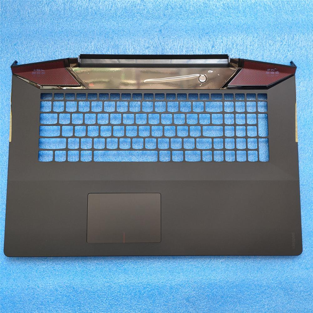 New Lenovo Ideapad Y700-17 Y700-17ISK Palmrest Case Cover With Touchpad US