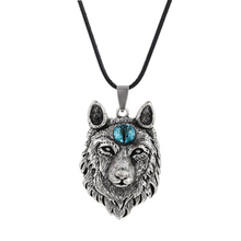 11 Styles Creative Tibetan Silver Norse Wolf Head Pendant Necklace Amulet Animal Long Necklaces For Women Fashion Unisex Jewelry norse vikings amulet pendant necklaces hammer of thor mjolnir pendants sweater chain necklace animal wolf head viking jewelry