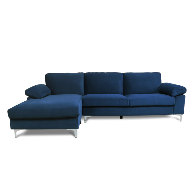 Modern Nordic Style Sectional Sofa Bed  5