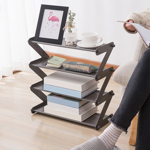 Simple ABS With Non-Woven Assembled Shoe Rack Save Space Slippers High Heels Home Dormitory Multi-Layer Storage