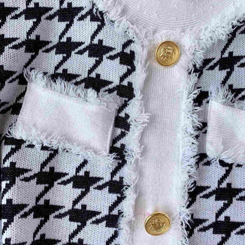 NiceMix 2019 дизайнер подиума Хаундстут девчачье вязаное платье для женщин Винтаж короткий рукав кисточки свитер с карманами Bodycon Карандаш Mi