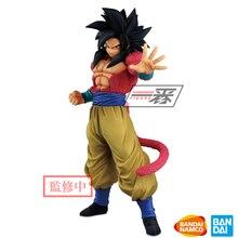 Tronzo orijinal D B Z GT büyük Saiyan SSJ4 PVC aksiyon şekilli kalıp oyuncaklar süper Saiyan Figurals hediye