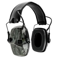 Shooting Earmuff Headphone-Sound Tactical Headset Hearing-Protection Amplification Anti-Noise