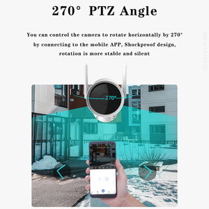 Image 3 - Xiaomi Smart Outdoor Camera Waterproof IP66 IP camera AI Human Detection webcam 270 Angle 1080P WIFI Night vision for Mihome APP
