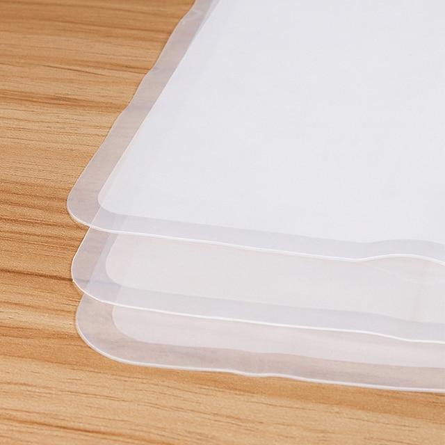 سيليكون مربع حصيرة المطبخ المضادة للانزلاق تحديد الموقع قابل للغسل طاولة طعام الحصير العزل سادة المطبخ مطعم أداة زخرفة