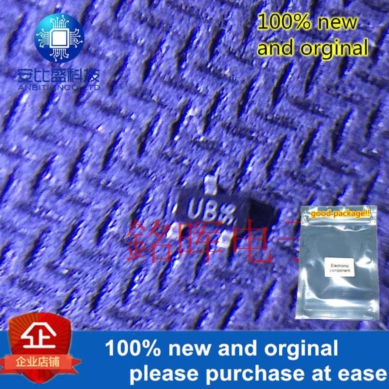 10pcs 100% New And Orginal 2SB852K Silkscreen UB SOT-23 In Stock