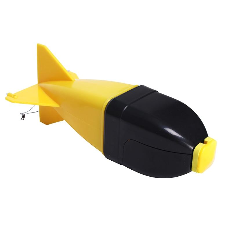 Large Spomb Carp Fishing Spod Bomb Bait Rocket Floats Carp Fishing Feeder